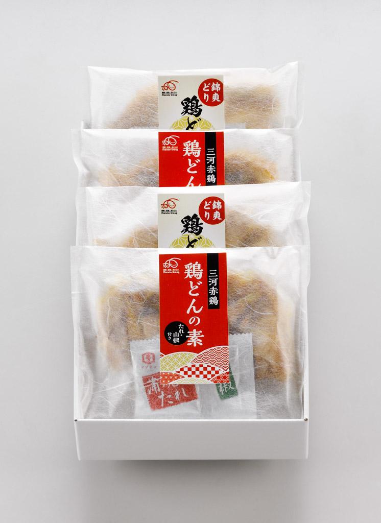 三河赤鶏&錦爽どり 鶏どんの素