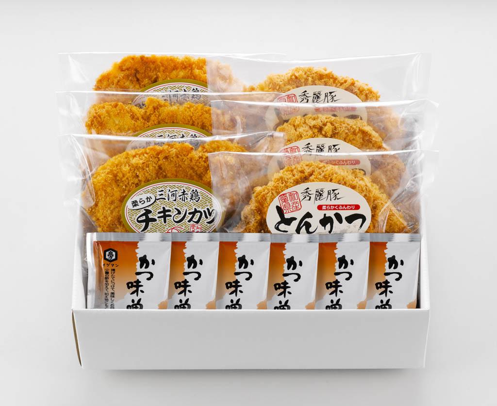 秀麗豚&三河赤鶏Wかつ