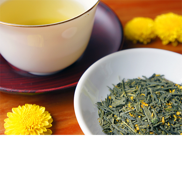 DOEEセレクト!ビタミン豊富な癒しのお茶!【小菊彩り茶】