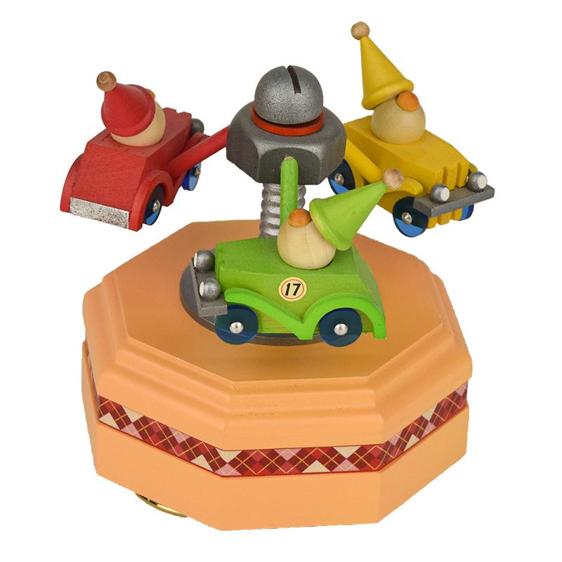 小人の遊園地 自動車 (18弁)