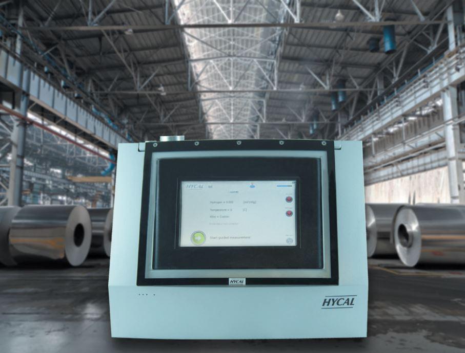 EMC ポータブル水素測定機 HYCAL