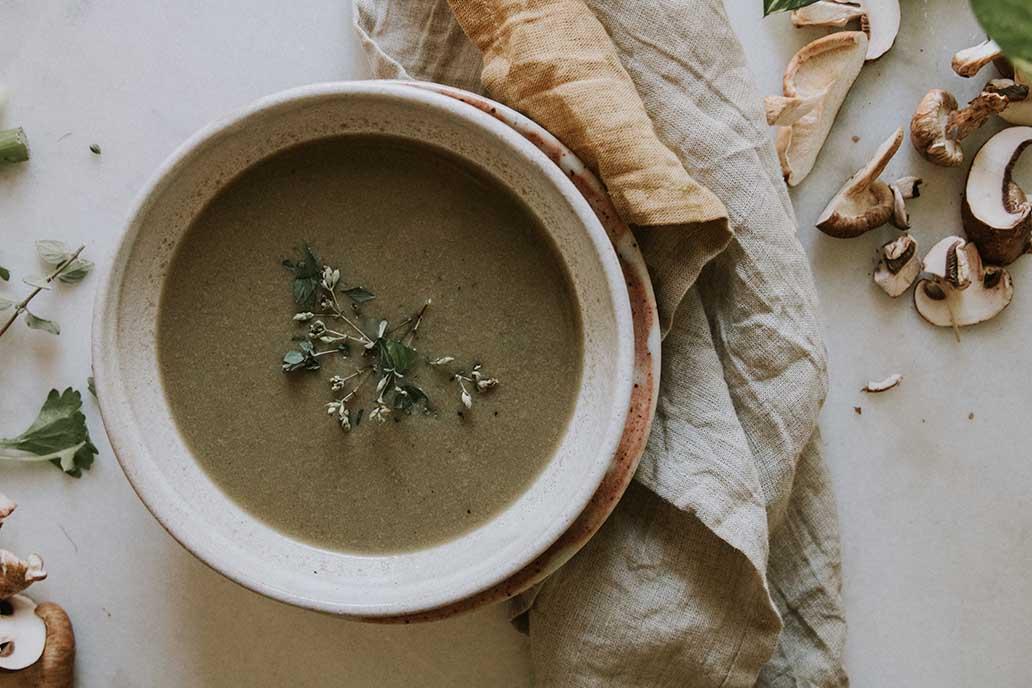 侘寂さんぷるスープカップ