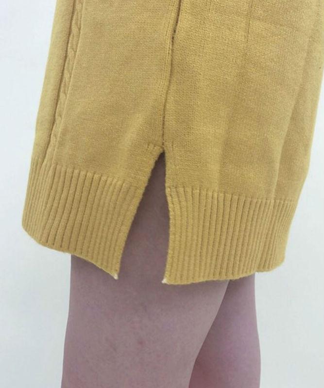 Sleeve swich check pattern shirt docking onepiece