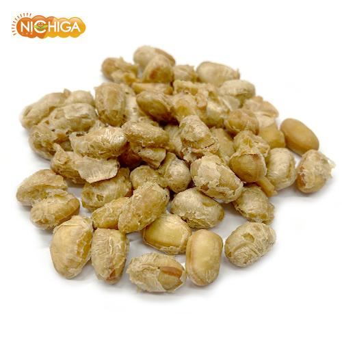 乾燥納豆(粒) 110g×2袋 【メール便送料無料】 国産大豆100%使用 Grain natto 生きている納豆菌93億個 [01] NICHIGA(ニチガ)