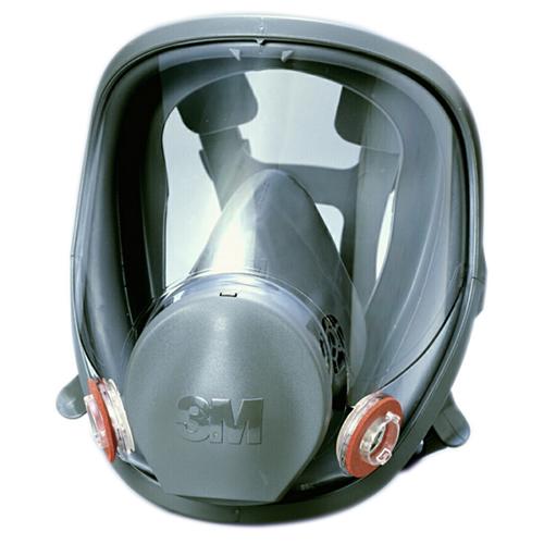 【送料無料】 【3M/スリーエム】 防毒マスク 6000F (全面形面体) 【ガスマスク/作業】