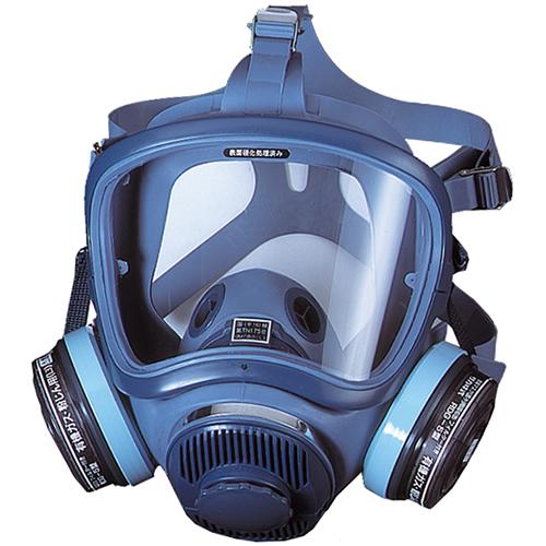 【送料無料】 【興研】 防毒マスク 1721HG-02型 防じん防毒併用タイプ【ガスマスク/作業】