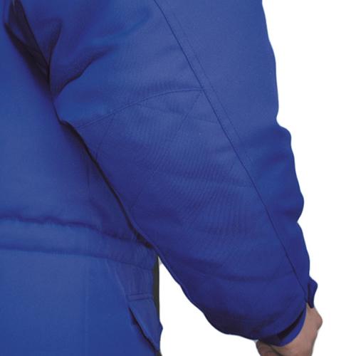 【送料無料】防寒着 -60度対応冷凍倉庫用防寒コート BO8000 【防寒対策用品/寒さ/サンエス/作業着】