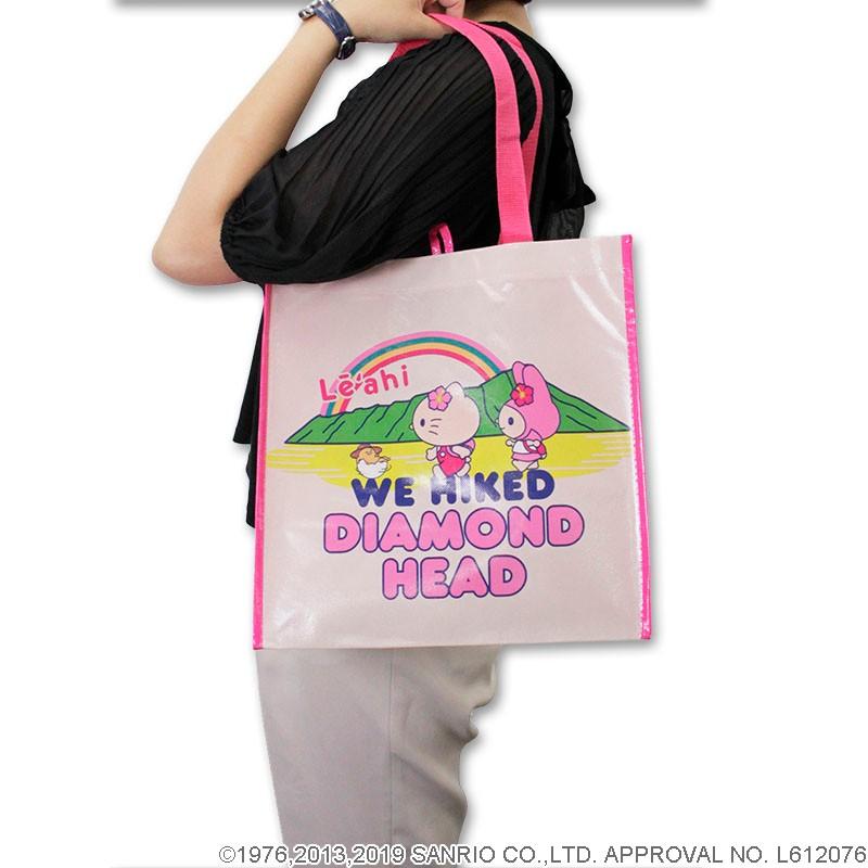 ハローキティ&フレンズ ダイアモンドヘッド お土産バッグ