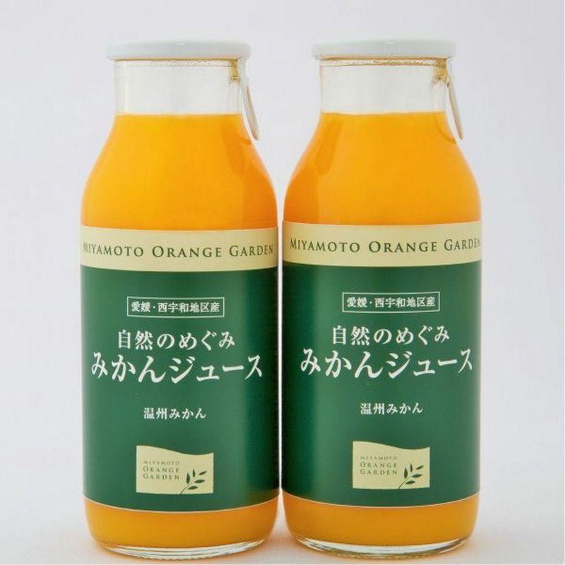 自然のめぐみ 小瓶180×12本