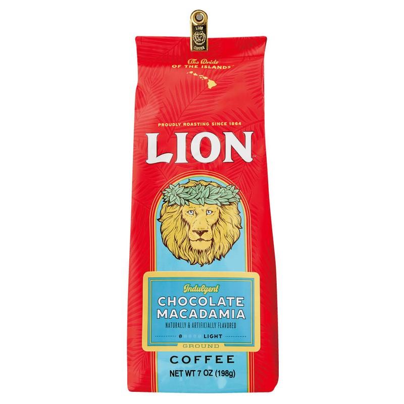 ライオンコーヒーチョコマカダミア