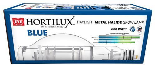 Eye Hortilux Blue Daylight Super MH Lamp  600W
