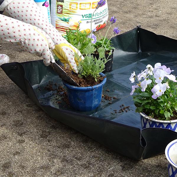 園芸シート