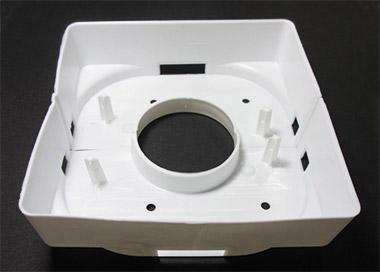Cubecap - キューブキャップ 4インチ
