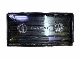 発芽ドームトレイ(通常タイプ)&【MONDI】 17.8cmドームセット