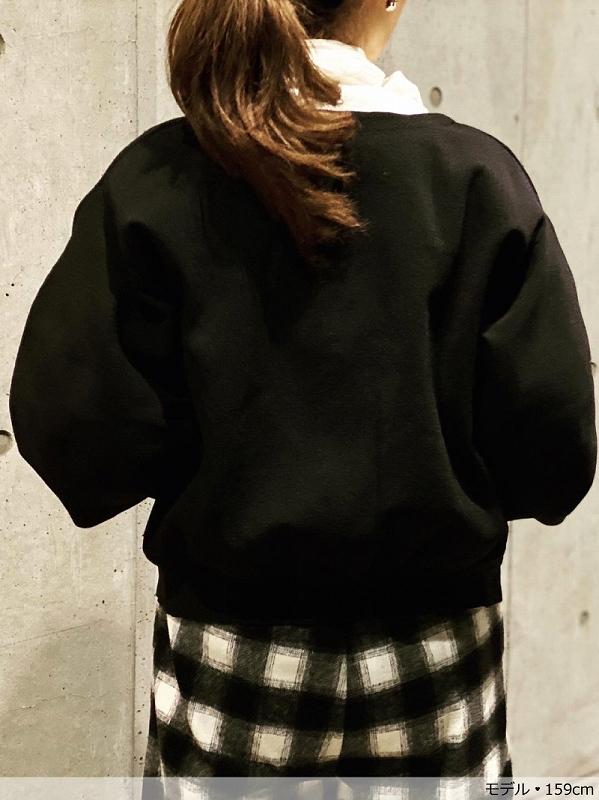 pearlラインカーディガン&トップス
