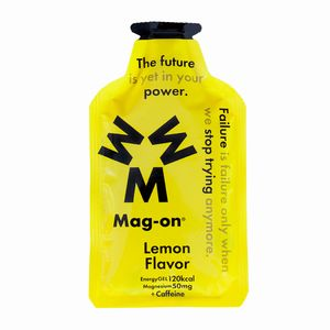 Mag-on (マグオン)エナジージェル Lemon Flavor【1箱 12個セット】