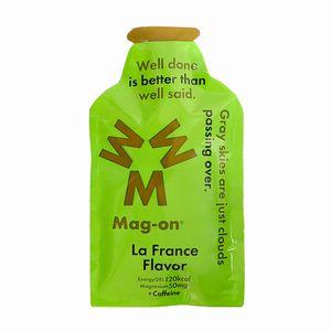 Mag-on (マグオン)エナジージェル La France Flavor【1箱 12個セット】