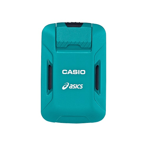 [CASIO CMT-S20R-AS ]  Runmetrixモーションセンサー ★理想のフォームを、 手に入れる。理想の走りを 手に入れる。ひとりひとりに 新たなランニング体験を。
