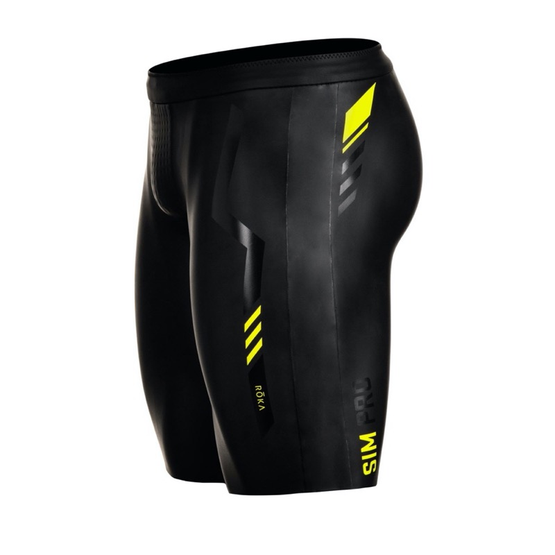 スイムトレーニング用浮力サポートショーツ「ROKA SIM Pro II Buoyancy Shorts(シム・プロ・ツー ボイエンシー・ショーツ)」★中上級モデル★