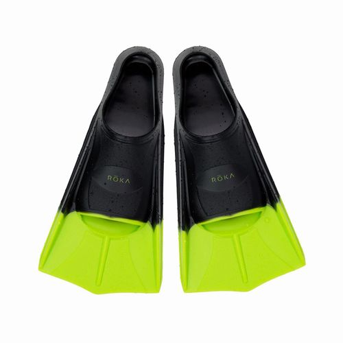 【ROKA PRO SILICONE SHORT FINS】シリコン製ショートフィン