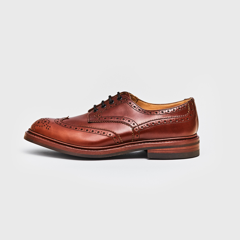 M5633 BOURTON / MARRON ANTIQUE (DAINITE SOLE)