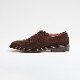 M3616 / COFFEE CASTORINO SUEDE (ULTRAFLEX LEATHER SOLE)
