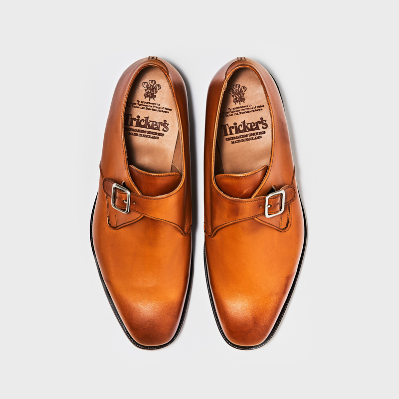 M6141 MAYFAIR / 1001 BURNISHED (LEATHER SOLE)
