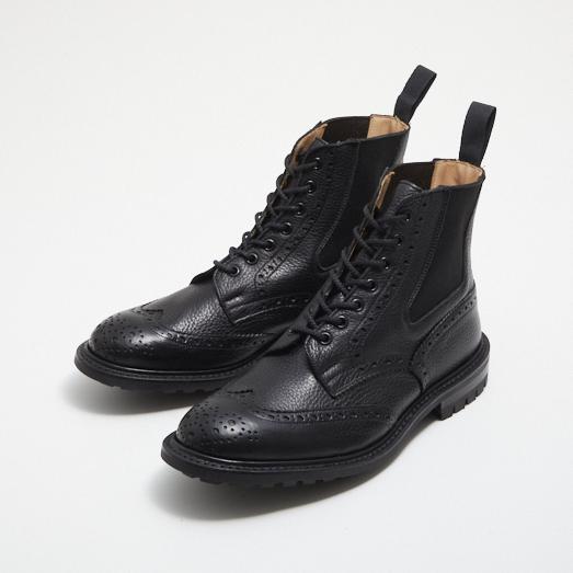 M7927 ELLIS / BLACK MUFLONE (COMMANDO SOLE)