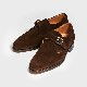 M6141 MAYFAIR / CHOCOLATE REPELLO SUEDE (LEATHER SOLE)