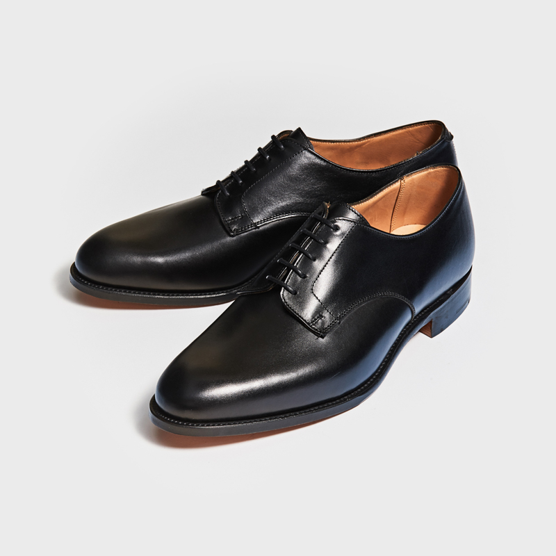 M6467 WILTSHIRE / BLACK CALF (LEATHER SOLE)