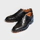 M6463 NORFOLK / BLACK CALF (LEATHER SOLE)