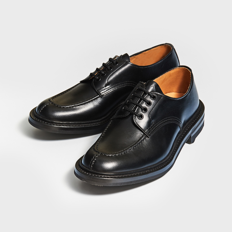 【限定ソール】M6214 / BLACK CALF (RIDGEWAY SOLE)
