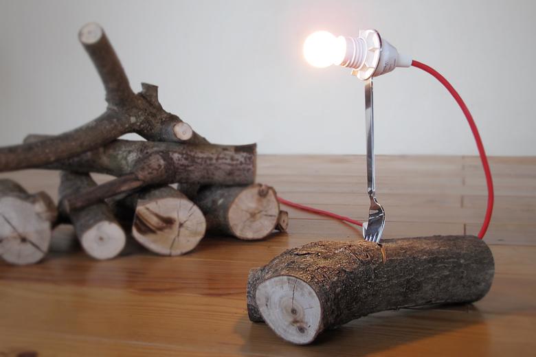 野菜ランプ レッド / ピーター・マリゴールド