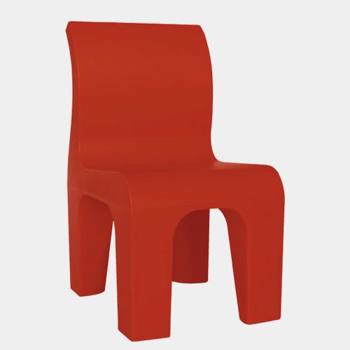 【取り扱い終了】子供椅子ブロント レッド / リチャード・ハッテン