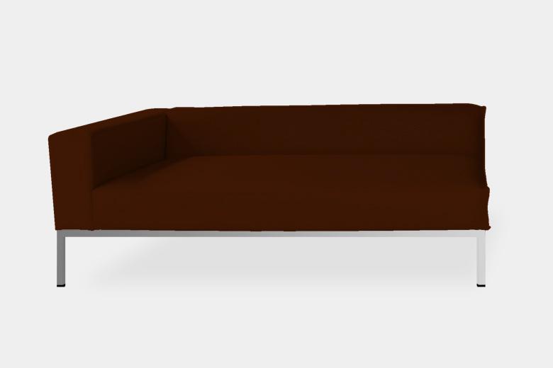 カラテチョップソファ 合皮製 2P / エアコンディションド