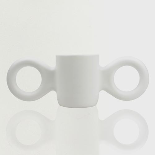 ダンボマグカップ ホワイト / リチャード・ハッテン