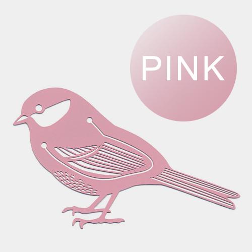 バード・マーカー (小鳥のしおり) ピンク / フン・ミン
