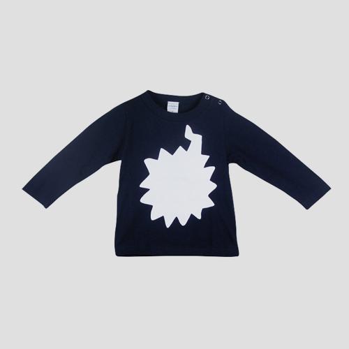 スクリーミングキッズロングシャツ / デザイン・アゲインスト・トレンド