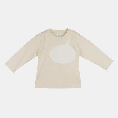 スピーキングキッズロングTシャツ / デザイン・アゲインスト・トレンド