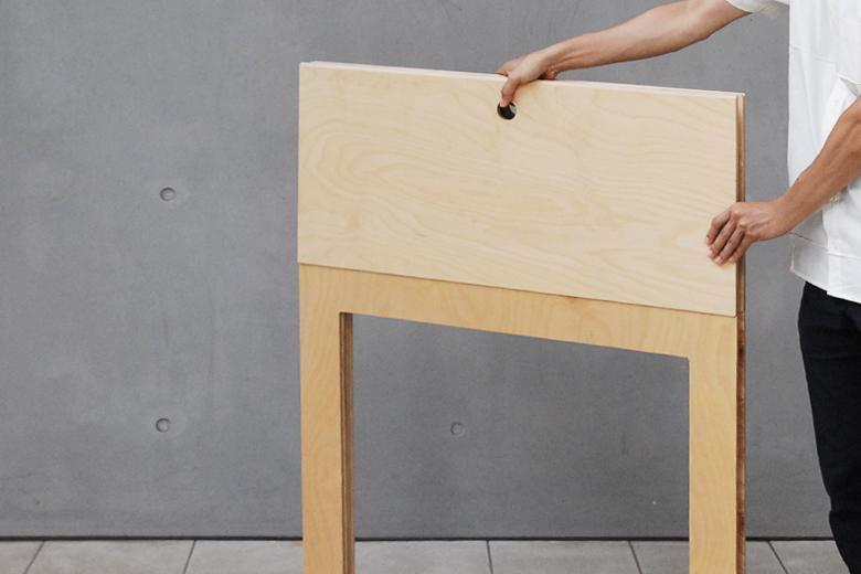 ラストミニット テーブル / ニルス・ホルガー・モーマン