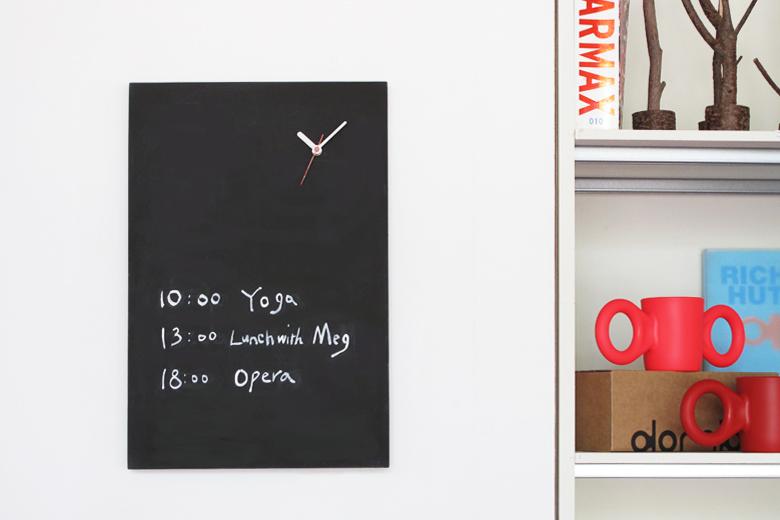 黒板の時計 ブラック / チャンバー・オーケストラ