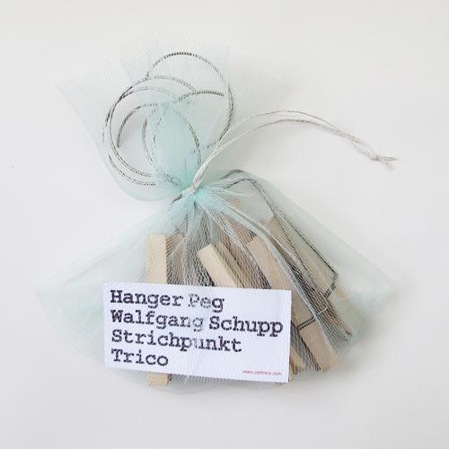 ハンガーペグ ギフトパック6本セット / ストリッヒプント