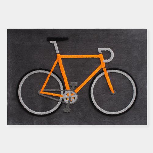 自転車のラグマット / アレクサンダー・ゲルマン