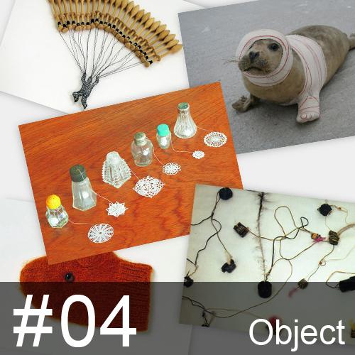 ポストカードコレクション #04 オブジェ / アトリエ340ミュージアム