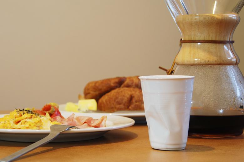 クラッシュドカップ コーヒー / ロブ・ブラント