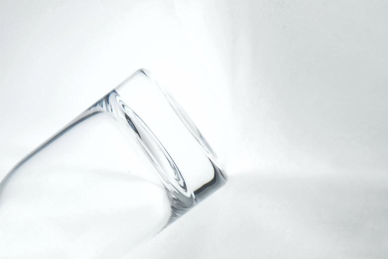 ガラス製のスパイス容器2個セット / ラウムゲシュタルト