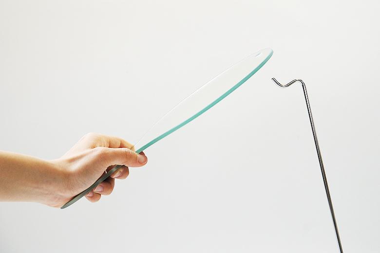 スタンド&ハンドミラー / デタイルス・プロドゥクテ + イデーン
