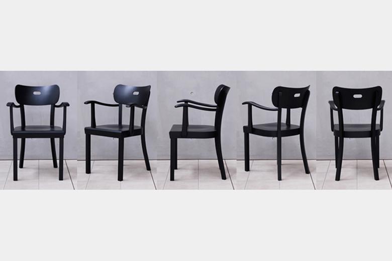 ソルゲンフライチェア ブラック / デタイルス・プロドゥクテ + イデーン