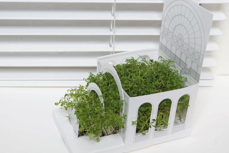 ポストカーデン 植物園 / エー スタジオ フォー デザイン