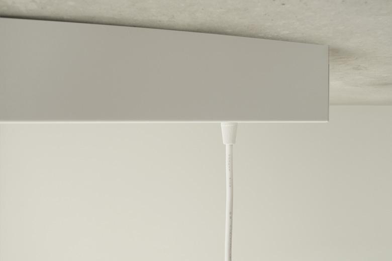 4灯吊下げ照明用器具(正方形) / エアコンディションド